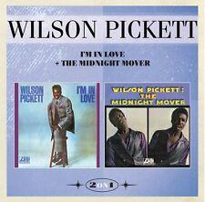 Wilson Pickett - I'm In Love/The Midnight Mover (2016)  CD  NEW  SPEEDYPOST
