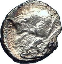 SATRAP of CARIA Hydissos 420BC Hemiobol Bull Ancient Silver Greek Coin  i77312