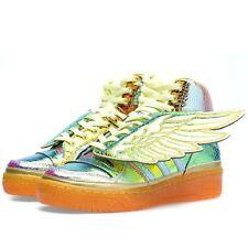 Adidas x Jeremy Scott Foil Wings Sneakers Shoes US 6