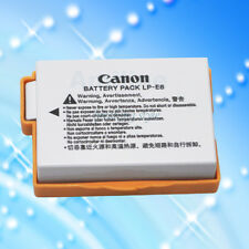 Genuine Canon Battery Pack LP-E8 for the Canon EOS 550D, 600D, 650D and 700D