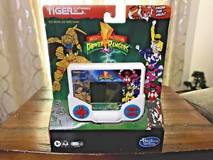Mighty Morphin Power Rangers - Tiger Electronics Inc. LCD Handheld Game (Hasbro)