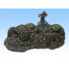 Armorcast 28mm Resin Terrain ACST002 Medium Scrappers Tire Pile #2 Unpainted