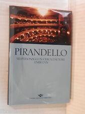 SEI PERSONAGGI IN CERCA D AUTORE ENRICO IV Luigi Pirandello Famiglia Cristiana