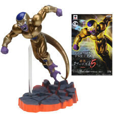 Anime Dragon Ball Z Golden Freeza Frieza Tenkaichi Budokai Figure Collection Toy