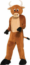 Morris Costumes Youth Unisex Bull Brutus Mascot Complete Outfit 40-42. FM72719