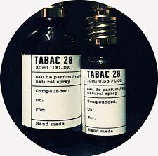 LE LABO TABAC 28 by Swiss Arabian EDP 10ml.