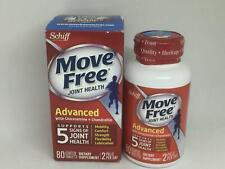 Schiff Move Free Joint Health Advanced W/ Glucosamine & Chondroitin x2