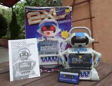 1990´s TIGER 2-XL TALKING ROBOT CASSETTE PLAYER SPANISH OB-MANUAL-CASSETTE WORKS