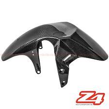 2015 2016 GSX-S750 Z Front Fender Mud Guard Hugger Fairing Cowling Carbon Fiber