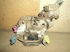 Nissan Patrol GU Y61 Left hand FrontDoor Lock Mechanism Actuator 2 Pin Plug Type