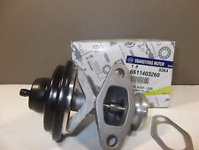 GENUINE SSANGYONG KORANDO SUV 2.9L TURBO DIESEL EGR VALVE ASSY WITH GASKET SET