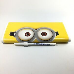 Walls Decals Despicable Me Minions Dry Erase Peel & Stick Wall Roommates