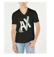Armani Exchange Men's Short Sleeve Graphic Logo T-Shirt Size XL Regular Fit NWT