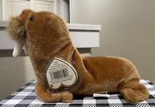 Ty Beanie Baby Paul The Walrus Plush Stuffed Animal Toy Mwmt New Retired