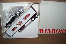 1991 Camel Express HF Campbell & Son Winross Diecast  Trailer Truck