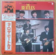 THE BEATLES THE BRITISH ARE COMING 3D LP VINYL OBI/BONUS MATL. JAPAN #04733 EX!