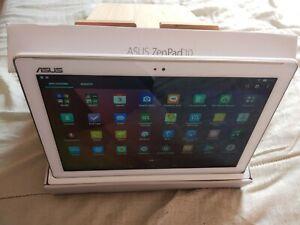 Tablette Asus ZENPAD 10 P023 Z300CX aucune rayure avec sa boîte  pas de chargeur