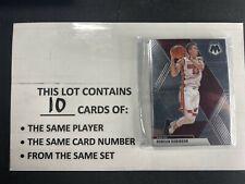 Robinson, Duncan - 2019-20 Mosaic - 10 Card Lot