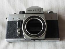 Praktica LLC 35mm SLR camera with case - excellent condition