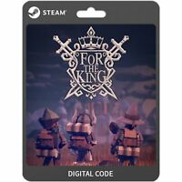 For the King Steam PC Global Digital Key