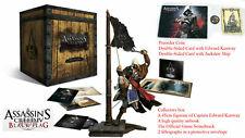 UBISOFT Assassin's Black Flag: Bucaneer Edition Figurine - Statue and extra's