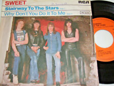 "7"" - Sweet Stairway to the Stars & Why don´t you do it to me - 1977 # 5850"