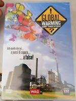 DVD documentario GLOBAL WARMING La terra è veramente in pericolo ? nuovo