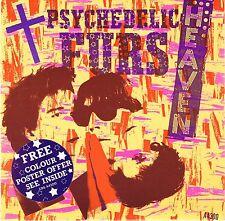 PSYCHEDELIC FURS heaven U.K. CBS 45rpm A4300_1984 MINT PERFECT