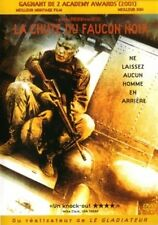 La chute du faucon noir (DVD, 2002, Canadian, French Artwork) Black Hawk Down