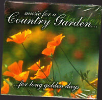 Classical Music CD, Music for a Country Garden, Strauss, Vivaldi, Wagner