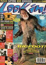 Look-In Magazine 14 December 1991      Harry & The Hendersons      Bryan Adams