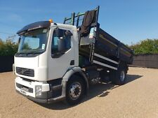 volvo fl 290 18 ton tipper lorry / truck 2011 11 reg euro 5 auto tarmac spec