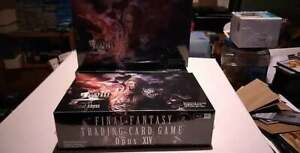 Final Fantasy TCG Opus XIV Crystal Abyss Booster Packs