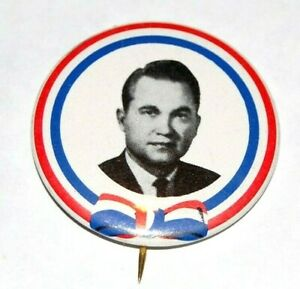 1968 GEORGE WALLACE 1.75 INCH campaign pin pinback button political presidential