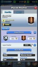 Clash Royale Gaming Account . Serious Business Inquires Only !