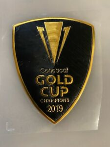 Gold Cup 2019 Champion jersey patch - Mexico