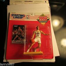 Starting Line-Up Basketball Figure Jeff Hornacek Jazz 1995