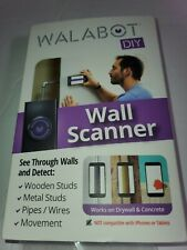 Walabot DIY Wall Scanner & Stud Finder Detects Studs, Pipes, Electrical Wires