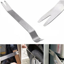 Car Removal Pry Tool Kit Trim Door Metal Clip Panel Dash Audio Radio Interior JP