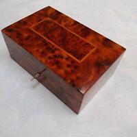 Moroccan Sacred Wooden Box, Jewelry wooden Box, Watch Box, Storage wood Box