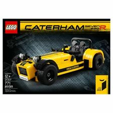 "LEGO Ideas 21307 ""Caterham Seven 620R"" Retired~Rare~BNIB"