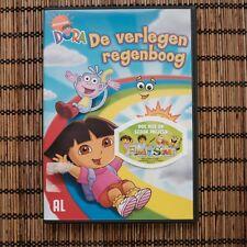 DORA - DE VERLEGEN REGENBOOG  - DVD