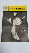VINTAGE BROADWAY PLAYBILL #100 - MAME ANGELA LANDSBURY 1967 ANNE FRANCINE