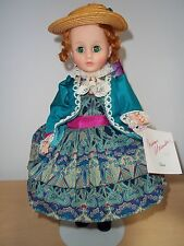 "RARE Vintage 14"" Eliza -  #1544 by Madame Alexander - Made in 1991 Only - MIB"