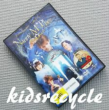"DVD Video ""NANNY McPHEE"" (PAL R2, R4, R5) Rated PG - Emma Thompson, Colin Firth"