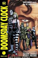 Doomsday Clock Part 1 by Geoff Johns (Hardcover, 2019)