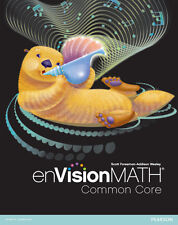 Math education textbooks ebay new envision math common core teacher edition grade 3 cd rom pearson etext fandeluxe Gallery