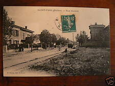 cpa 69 st fons rue carnot