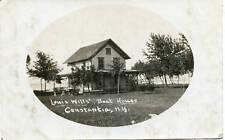 RPPC NY Constantia Lewis Wills Boat House