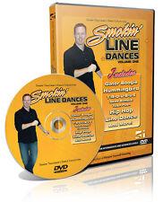 SMOKIN LINE DANCES VOL 1 Video Trautman Advanced Dancing Lesson DVD NIB
